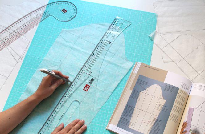 Nähen mit der Grundschnittmethode - Patternhack Buch aus dem Stiebner Verlag
