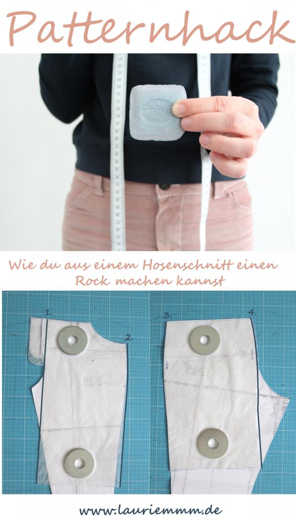 Patternhack Nähen DIY