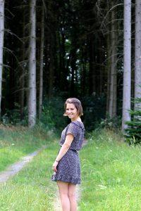 Rüschenkleid Isabelle