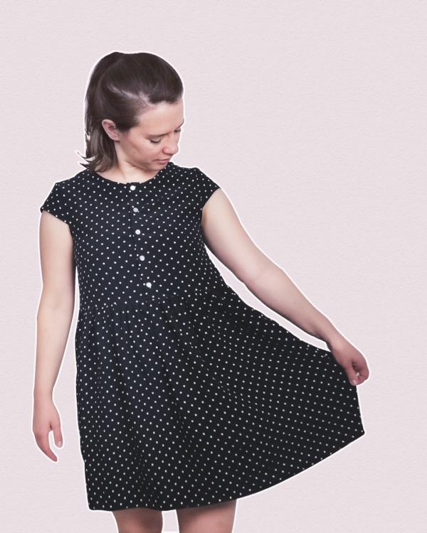 Lotte Add on Kleid